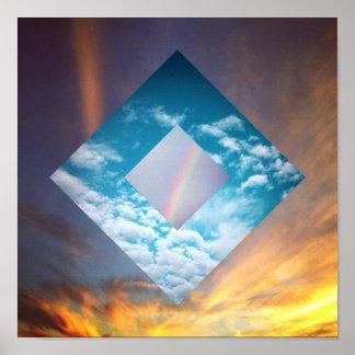 Sky Portal Poster