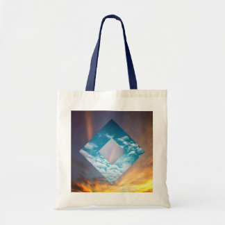 Sky Portal Tote Bag