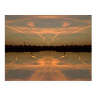 sky post cards