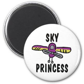 Sky Princess Magnet