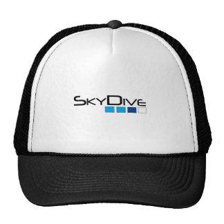 Sky Pro Tee Trucker Hat