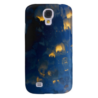 Sky reflected samsung galaxy s4 cover