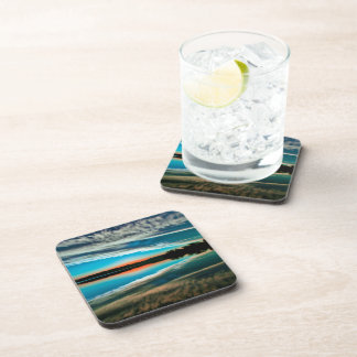 Sky Reflections Drink Coaster