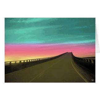 Sky Road Card