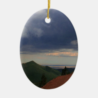 Sky Road To Nowhere Ornament