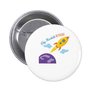 Sky Rockets Buttons