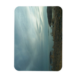 Sky scape near Thermopolis Wyoming Rectangular Photo Magnet
