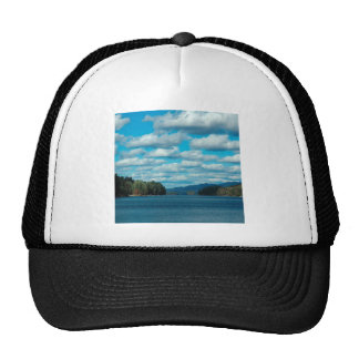 Sky Seperated Clouds Hats