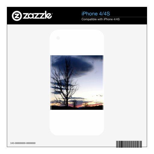 Sky Shepards Delight Decals For iPhone 4