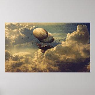 Sky Ship Poster