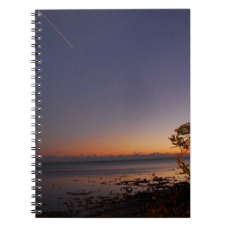 Sky Shooting Afterglow Note Books