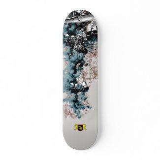 Sky skateboard