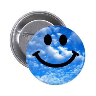 Sky Smiley Buttons