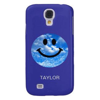 Sky Smiley Samsung S4 Case