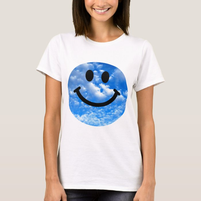 Sky Smiley T-Shirt