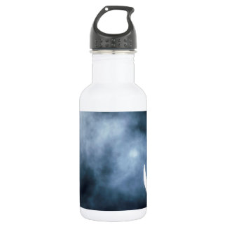 Sky Solar Eclipse Joshua Tree California 18oz Water Bottle