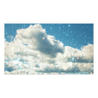 Sky Sparkles Business Card