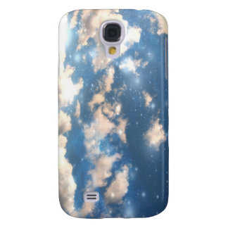 Sky Sparkles Samsung Galaxy S4 Cases