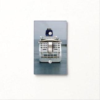 Sky Stern Light Switch Cover