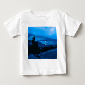 Sky Stormy Weather Yosemite Baby T-Shirt