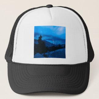 Sky Stormy Weather Yosemite Trucker Hat