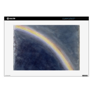 Sky Study with Rainbow, 1827 (w/c on paper) Decal For Laptop