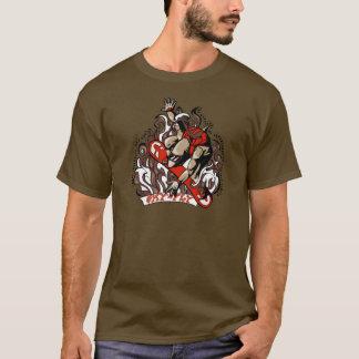 Sky Surfing Shark T-Shirt