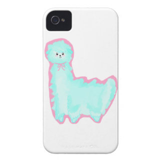 Sky the Alpaca iPhone 4 Cases