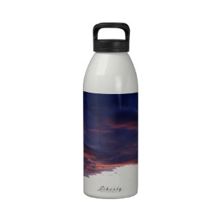 Sky The Brilliant Night Reusable Water Bottle