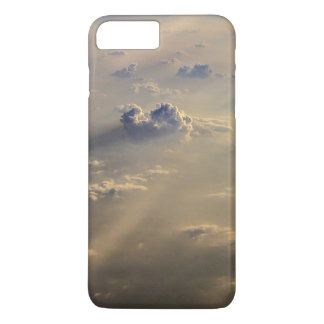 Sky Themed, A Picture That Shows View Above The Cl iPhone 7 Plus Case
