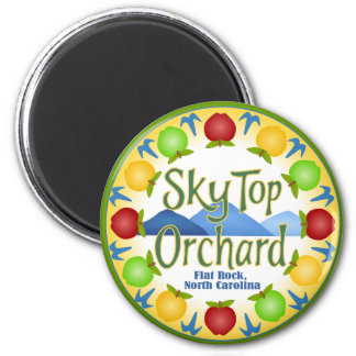 Sky Top Orchard Magnet