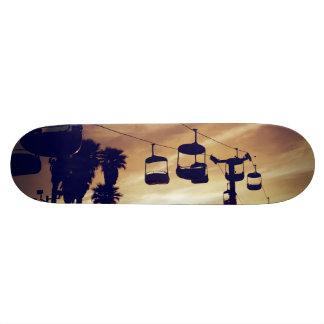 Sky tram skate boards