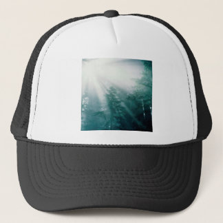 Sky Tranquility Trucker Hat