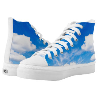 Sky trippin' High-Top sneakers
