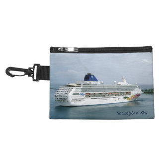 Sky Turning in Nassau Cruise Travel Accessory Bags