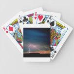 Sky Unstable Atmosphere Arizona Bicycle Poker Deck