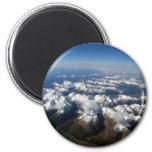 Sky View Fridge Magnet