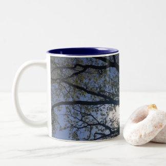 Sky View Morning Mug