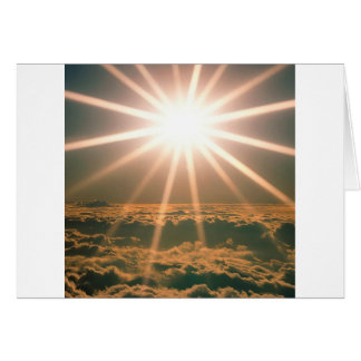 Sky Visions Of Heaven Greeting Cards