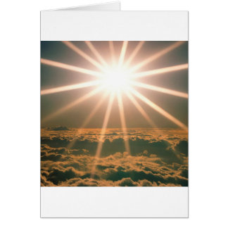Sky Visions Of Heaven Card