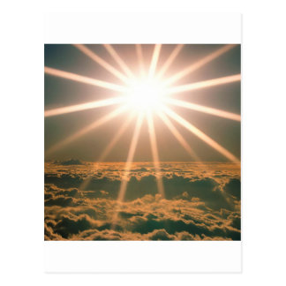 Sky Visions Of Heaven Post Card
