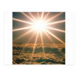 Sky Visions Of Heaven Postcard
