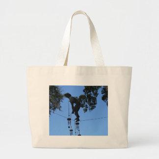 Sky Walker Large Tote Bag