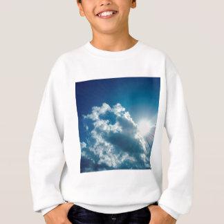 Sky Watching From Above Sweatshirt