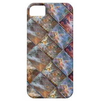 SKY Wave Tile Work Graphics iPhone SE/5/5s Case