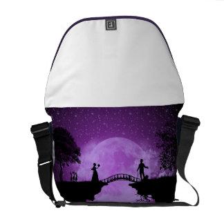 Sky Wedding Messenger Bag