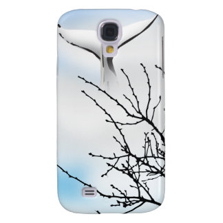 SKY WHALE SAMSUNG GALAXY S4 COVERS