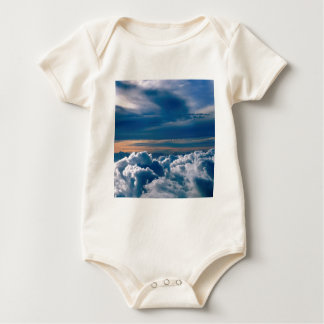 Sky Wild Blue Yonder Baby Bodysuit