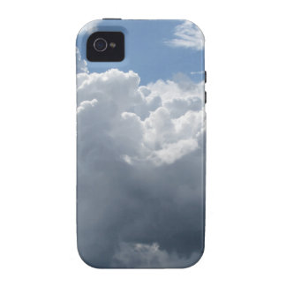 Sky with clouds vibe iPhone 4 cases