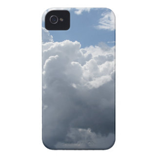 Sky with clouds iPhone 4 Case-Mate cases